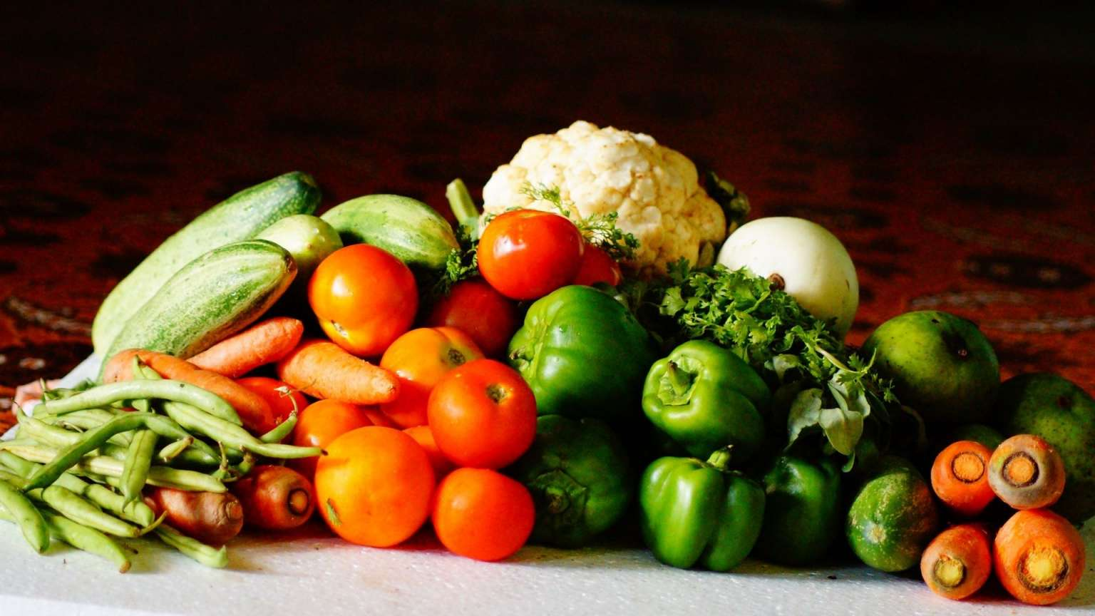 How to Store Your Groceries: Vegetables